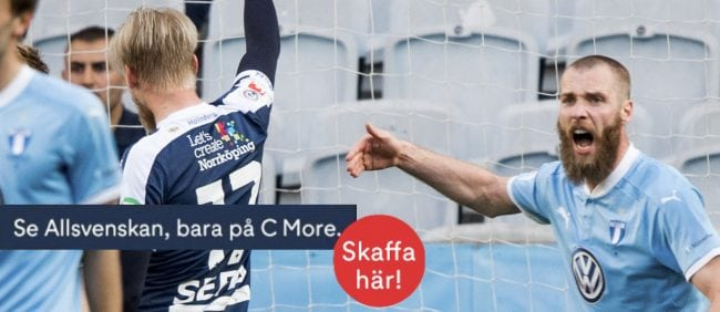 Malmö FF IFK Norrköping TV tider – vilken tid sänds Malmö FF IFK Norrköping på TV?