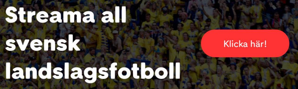 Sverige Rumänien TV tider - vilken tid går landskamp fotboll på TV?