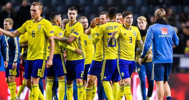 Sverige Rumänien TV-tider - vilken tids sänds landskamp fotboll på TV?
