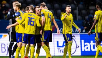 TV tider Sverige Rumänien: vilken tid sänds landskamp fotboll?