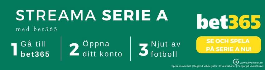 TV tider AC Milan Torino 2020