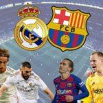TV Tider Real Madrid FC Barcelona - vilken tid visas El Clasico?