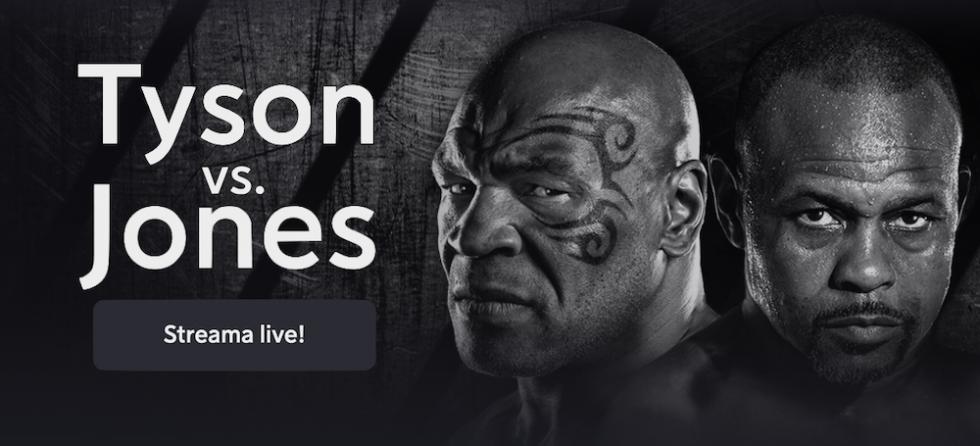 Mike Tyson vs Roy Jones Jr svensk tid: vilken tid börjar Tyson Jones boxnings fight på TV i Sverige?