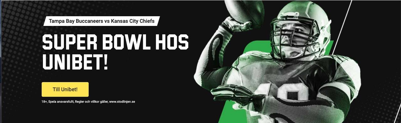Super Bowl 2021 TV tider