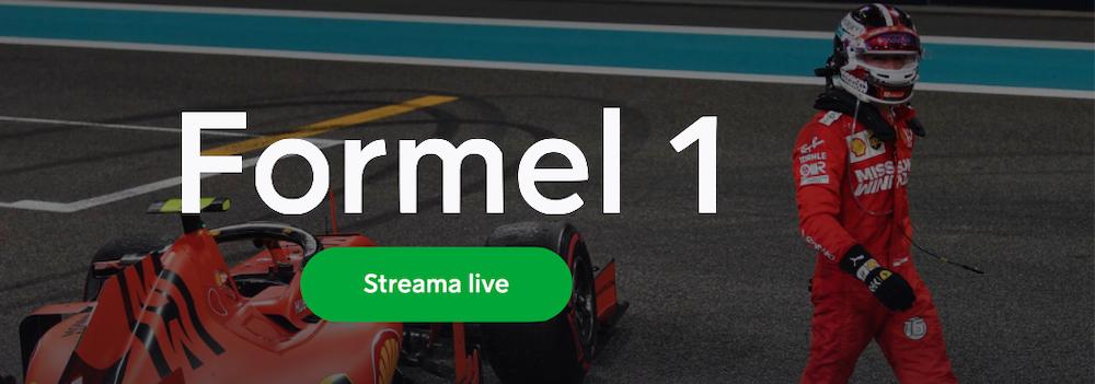 Formel 1 TV-tider- se F1 gratis på TV, live stream & TV-tablå Sverige!