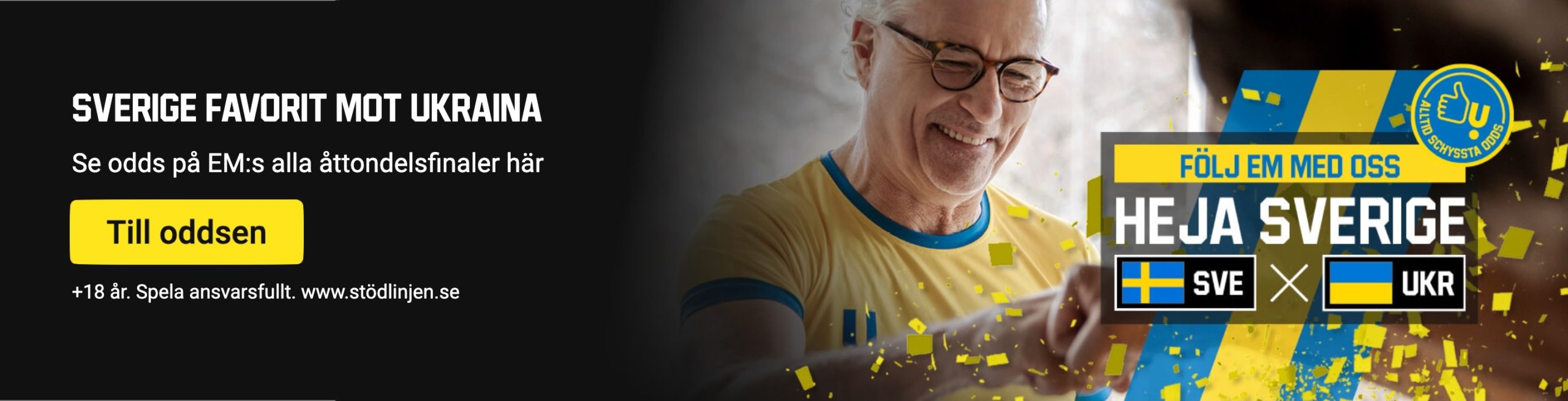 Sverige vs Ukraina EM TV – vilken tid visas Sverige Ukraina på TV?