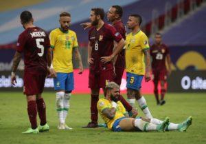 Copa America 2021 TV-tider - vilken tid sänds på TV i Sverige?