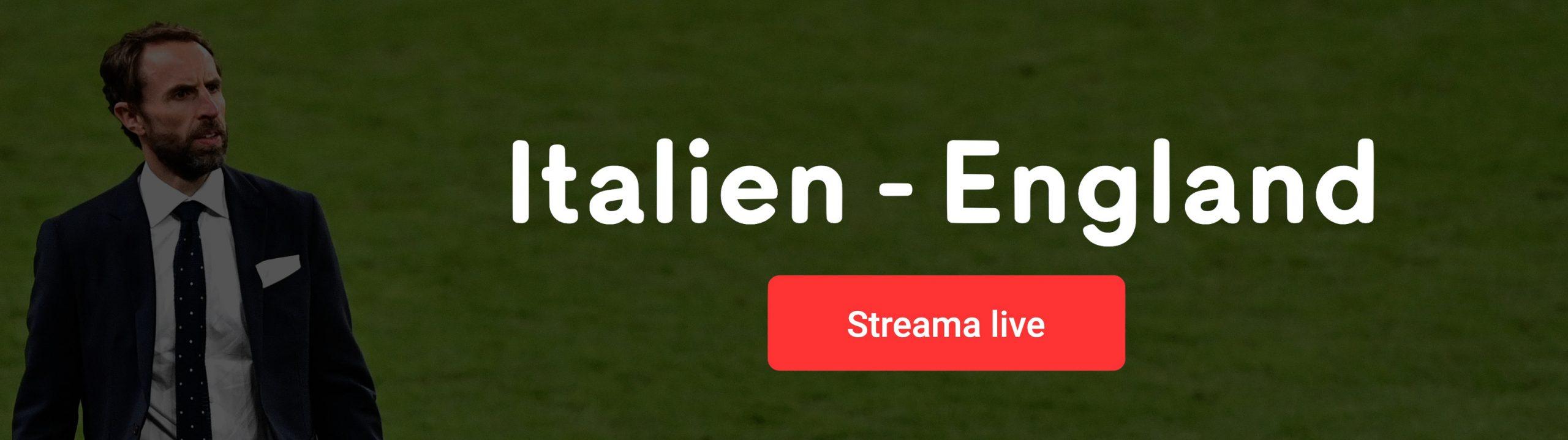 England vs Italien EM TV-tider – vilken tid visas England Italien på TV?