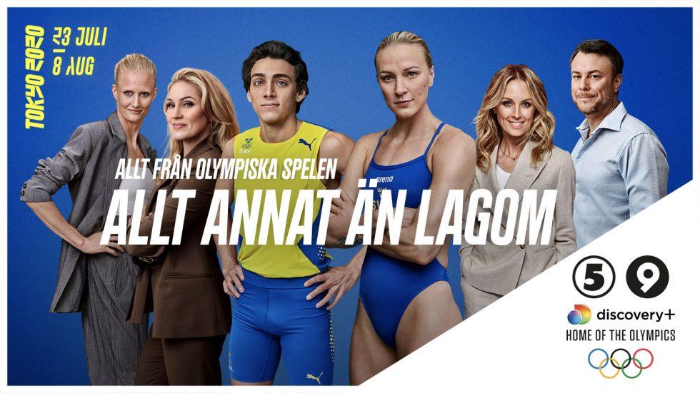Sverige vs Japan OS TV-tider