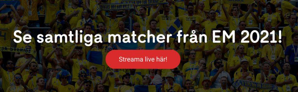 TV tider EM final 2020! Euro 2020 - vilken tid spelas EM finalen i fotboll 2021?
