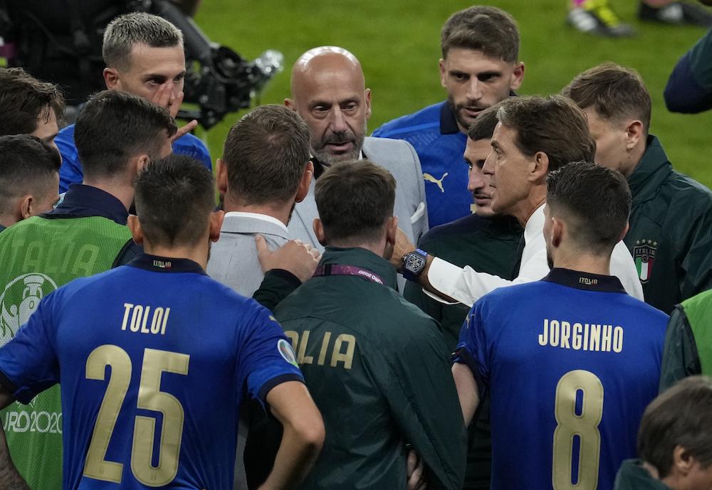 Vilken tid spelas EM finalen i fotboll 2021 ? TV tider EM final 2020!