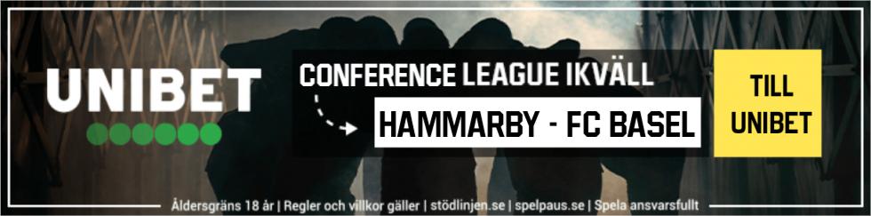 Hammarby FC Basel Tv tider
